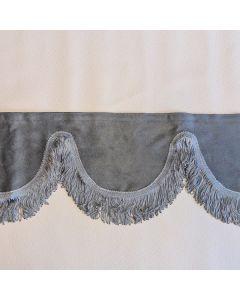 Window pelmet curtain fabric